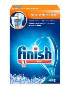 sal finish para lavavajillas